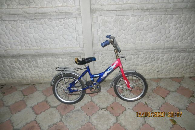 Детский велосипед McQueen R16