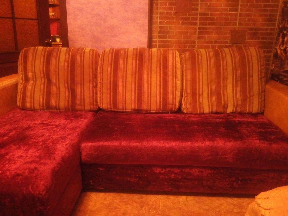 Продам угловой диван Макеевка - изображение 1