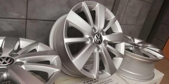 "Oryginał! Nowe! Felgi 16"" VW Golf VI VII VIII Skoda Seat Audi ET 50"