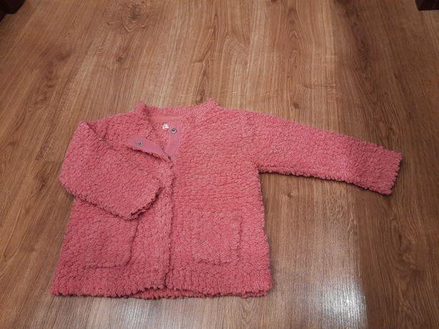 Sweterek dziewczęcy rozm. 80