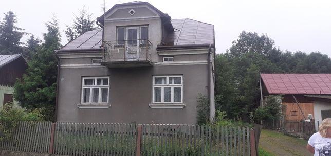 Sprzedam dom w pięknej okolicy 10 km od Jasła