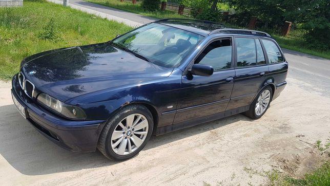 BMW 530d e39 lift 2001r 193km skory navi