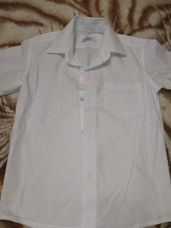Школьная рубашка на мальчика