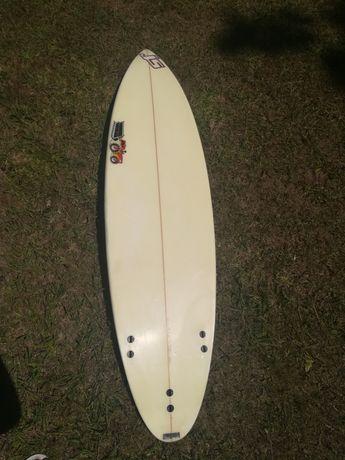Prancha de surf 6.1 - JS Fly Boy - 26 litros