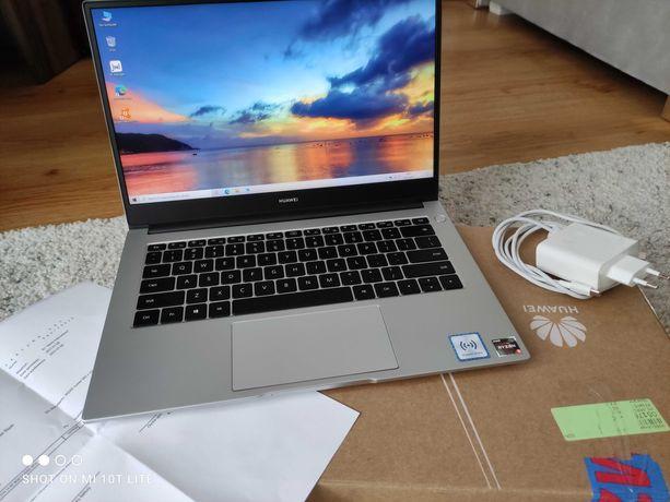 Laptop Huawei matebook D14 8gb/256gb Ryzen 5 gwarancja, nowy