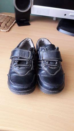 Кожаные туфли 27р