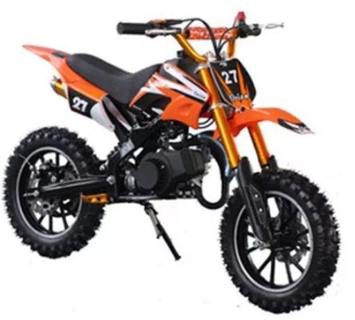 Mini moto para crianças 49cc motas novas