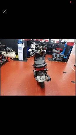 Vendo moto Pcx 2014