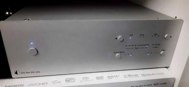 Pro-Ject DAC Box DS2 ultra - przetwornik cyfrowo-analogowy