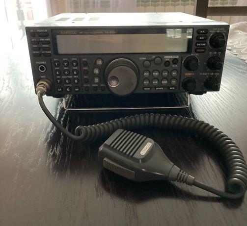 Radiostacja krótkofalarska KENWOOD TS-570D