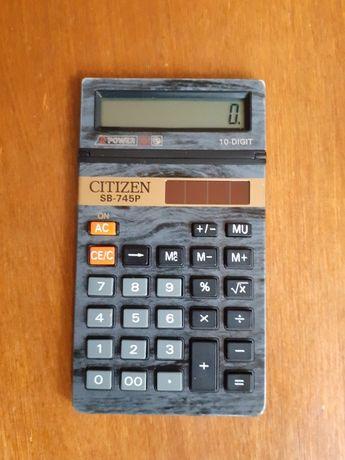 Kalkulator Citizen SB-745P