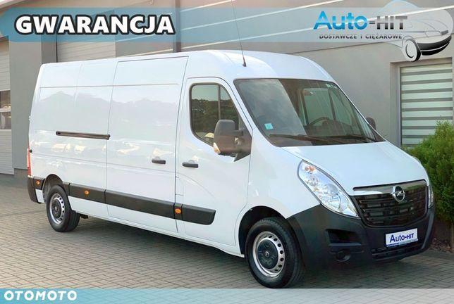 Opel Movano  /Master L3H2 /3.70m/ Klima 170KM *50.000km 2018r. Gwarancja