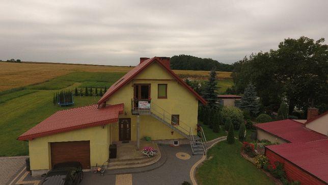 Pokoje gościnne Agroturystyka U Emili najbliżej Kurza Góra Kurzętnik