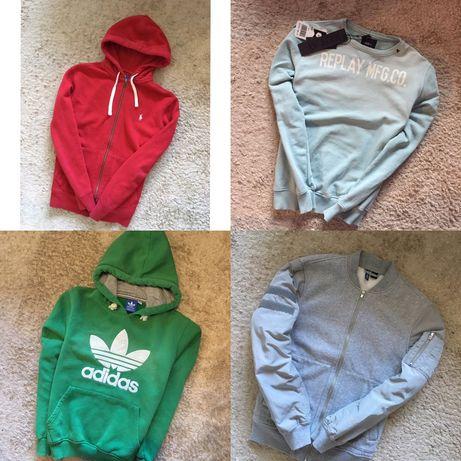 Кофта/батнік/бантник/зіп-худі/зип-худи/худи, розмір М,Adidas/Ralph/H&M