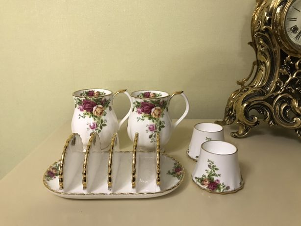 Royal Albert костяной фарфор