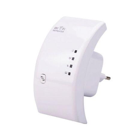 Amplificador sinal wifi 300Mbps / Repetidor wifi exterior e interior