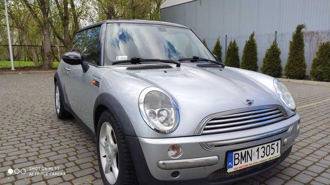 Mini Cooper 2003/2004 1,6 Zadbany