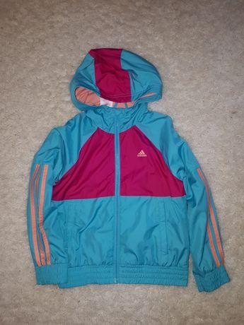 Вітровка Adidas originals на дівчинку