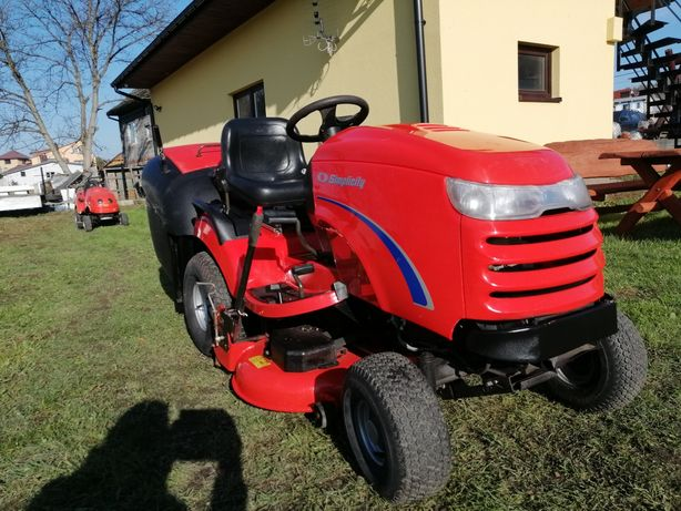 Traktorek kosiarka simplicity baron 22KM V2, pompa oleju, hydro, duży