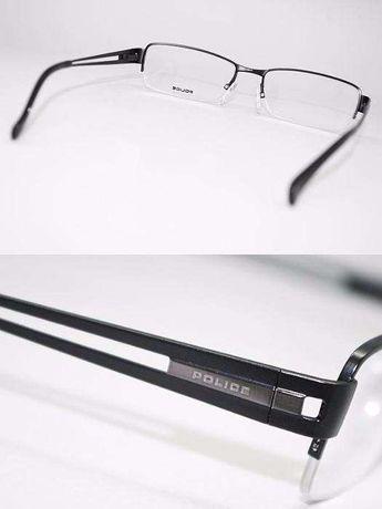 Armação óculos + lentes graduadas Police V8715