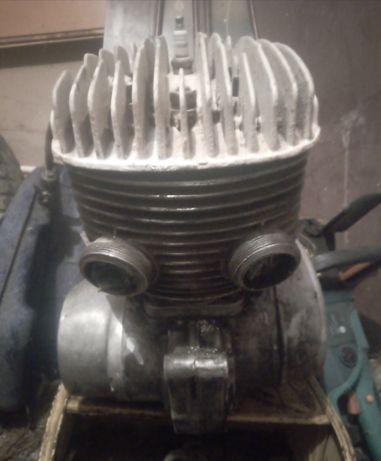 Двигатель Иж-планета