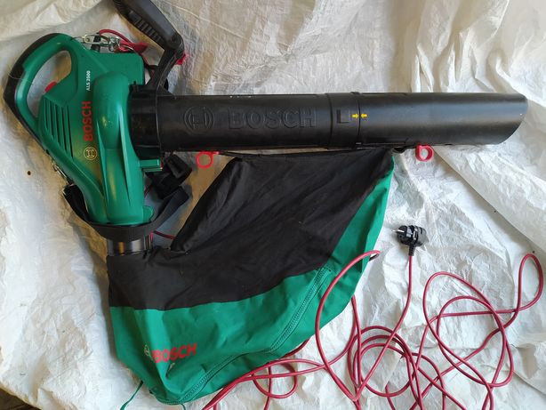 Bosch Odkurzacz ogrodowy ALS 2500W