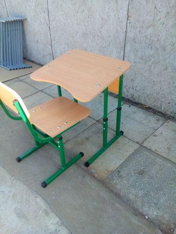 Парты, стулья.Школьная мебель от производителя