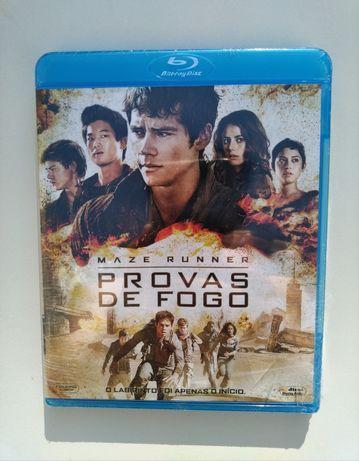Blu-ray Maze Runner : Provas de Fogo