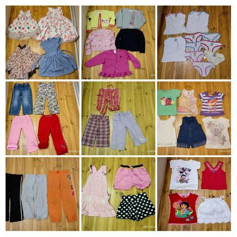 Одяг для дівчинки 4-5 років одежда для девочки