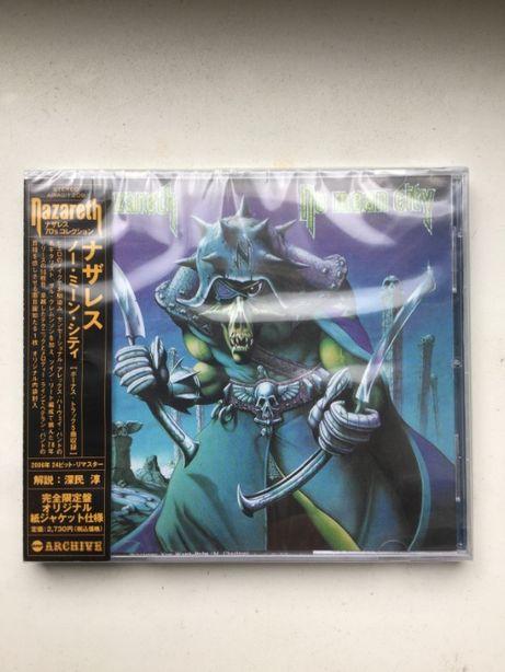 "CD NAZARETH ""No Mean City"" (1978)"