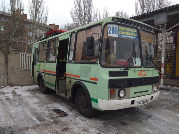 Продам автобус ПАЗ 3205 Обмен