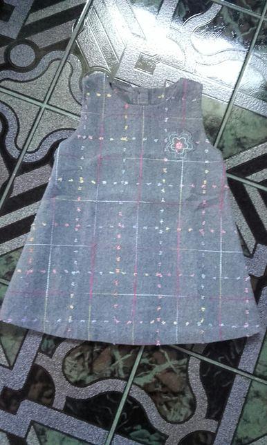 Sukienka dla dziewczynki roz. 86