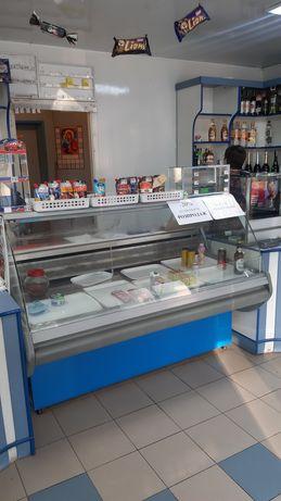 Продаж холодильна вітрина в робочому стані
