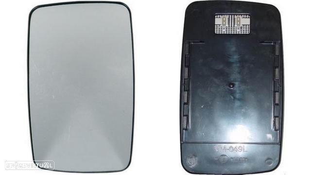 Vidro Espelho Direito Mercedes Sprinter 95-06 Convexo Termico