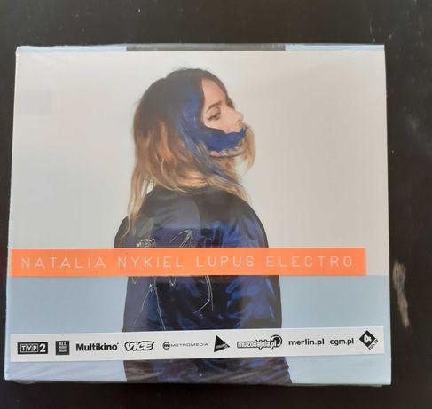 Nowa płyta cd N Nykiel lupus electro