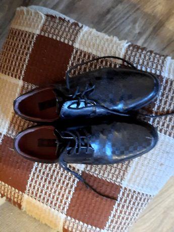 Pantofle  czarne