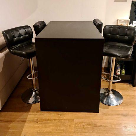 Stół barowy + krzesła