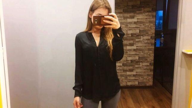 Elegancka koszula zara 34 xs