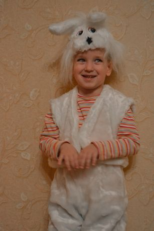 Дитячі новорічні костюми на 3-5 років. Звірі
