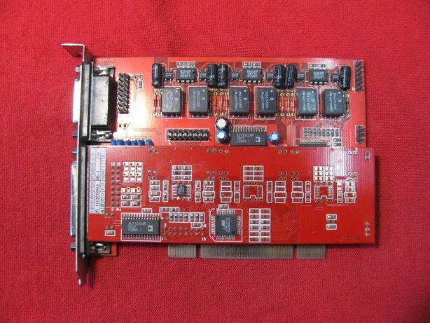 AMUR-PCI-A-18/8 Регистратор телефонных переговоров др. аудиоинформации