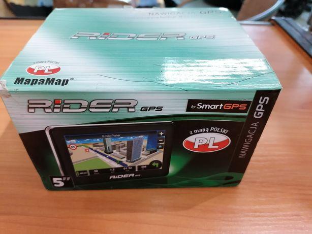 Nawigacja SMART Rider GPS MM Polska