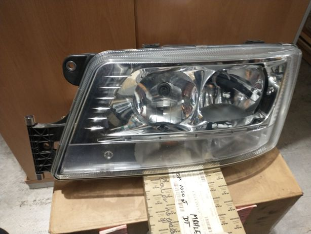 Lampa reflektor xenon MAN TGX TGS nowy oryginał ksenon lewy lewa