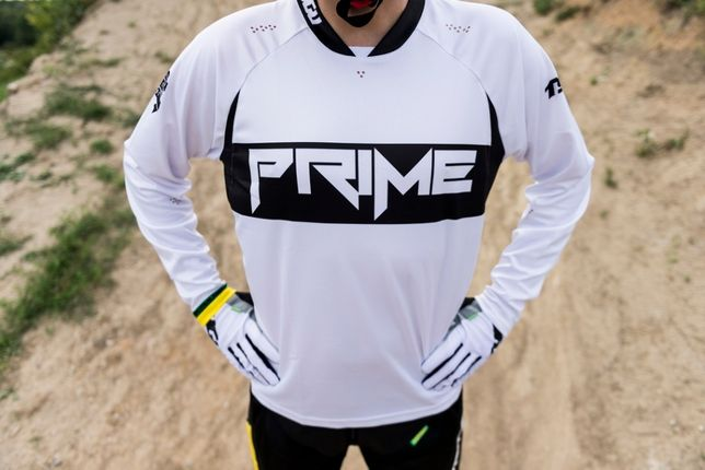 Jersey Tygu Prime rozm M. koszulka rowerowa