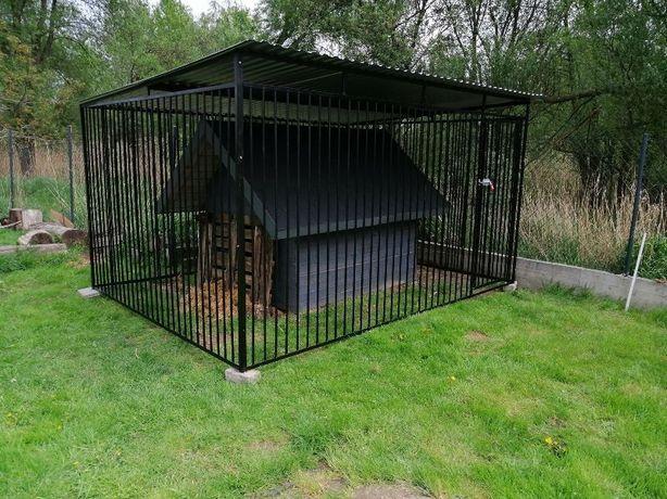 Boks, klatka, pomieszczenie na psa 2x2m