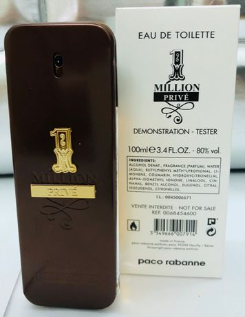 Paco Rabanne 1 Million Prive TESTER / PERFUMY - 230 modeli !!!