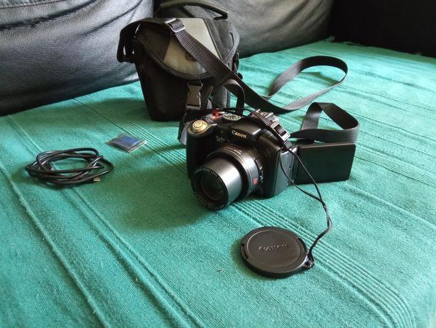 Máquina Fotográfica Canon S5iS 8.0 Mega Pixels