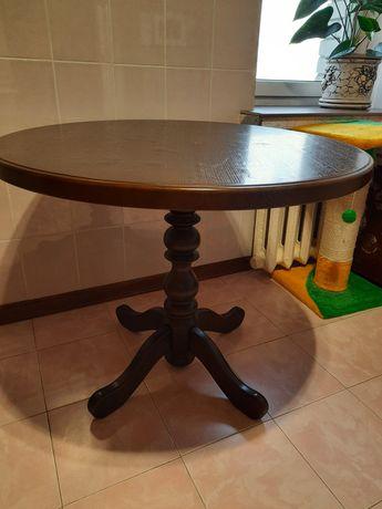 Стол кухонный дубовый