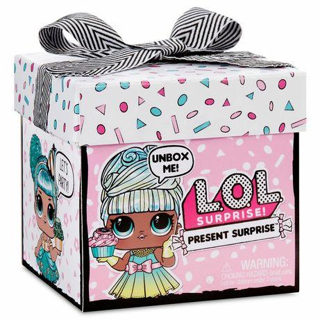 L.O.L. Surprise! Deluxe Present +другие (оригинал) купленные в Америке