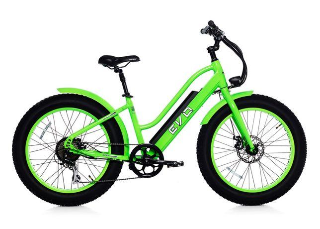 Rower elektryczny uMoven FatBike Evo