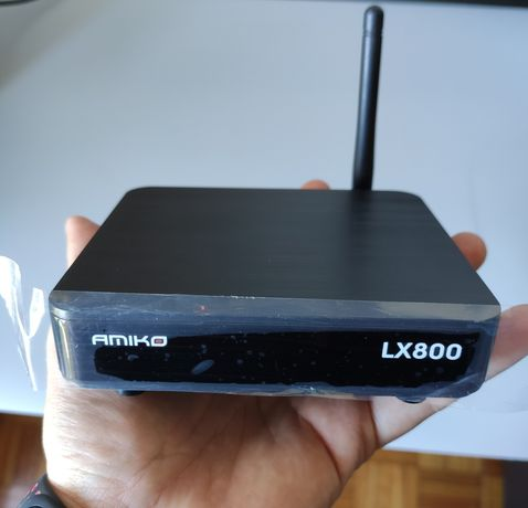 Amiko LX 800 box para IPTV (Nova)